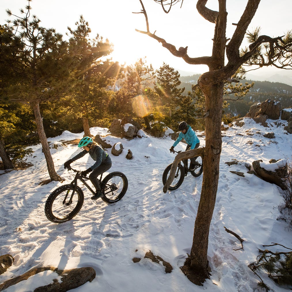 Comment choisir un fat bike: introduction au cyclisme hivernal
