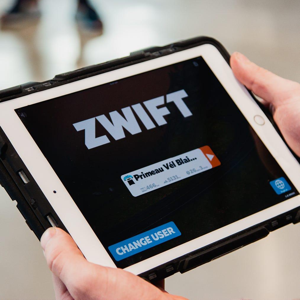 Initiation à Zwift: l'application pour rouler en communauté