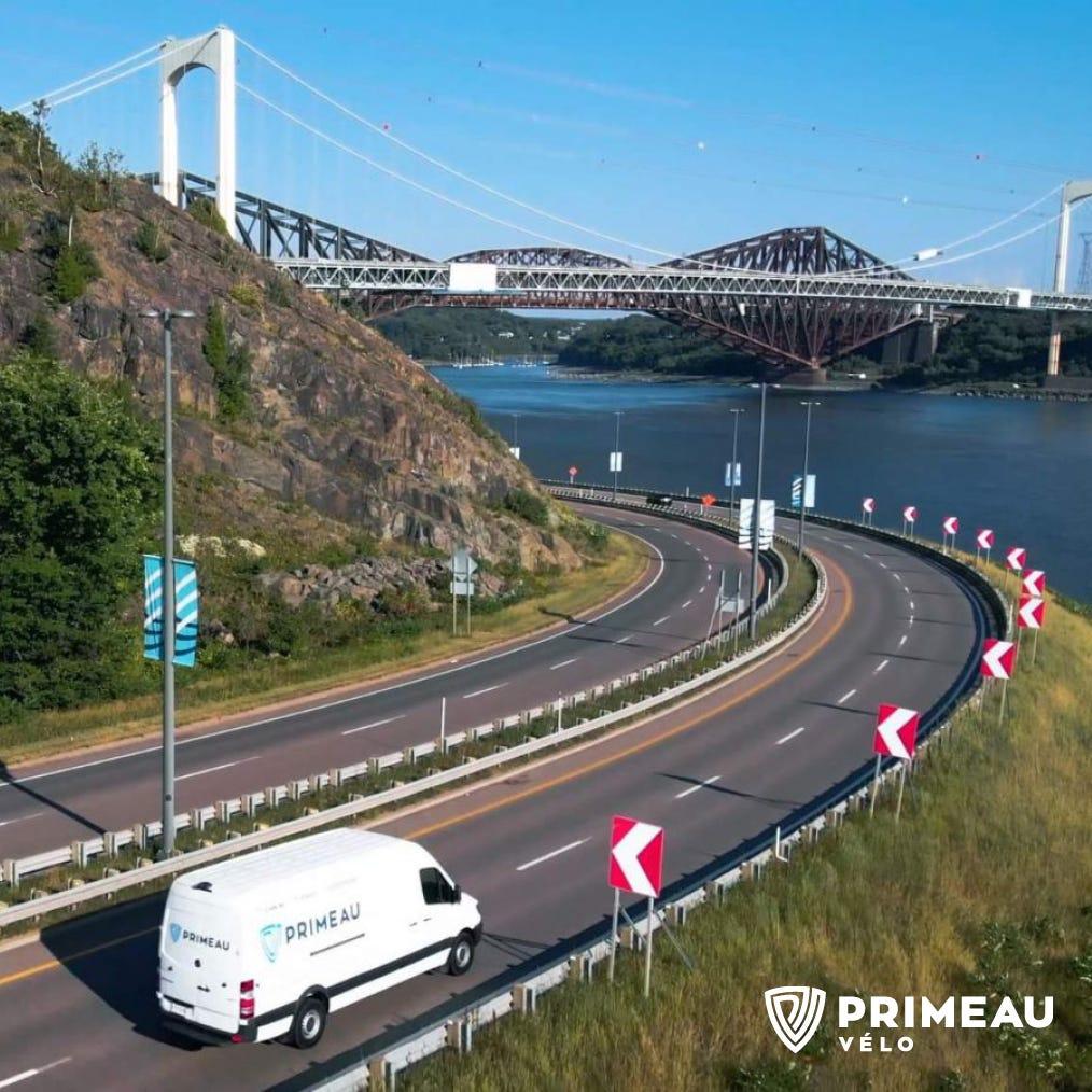 Primeau Vélo moves to Québec City!