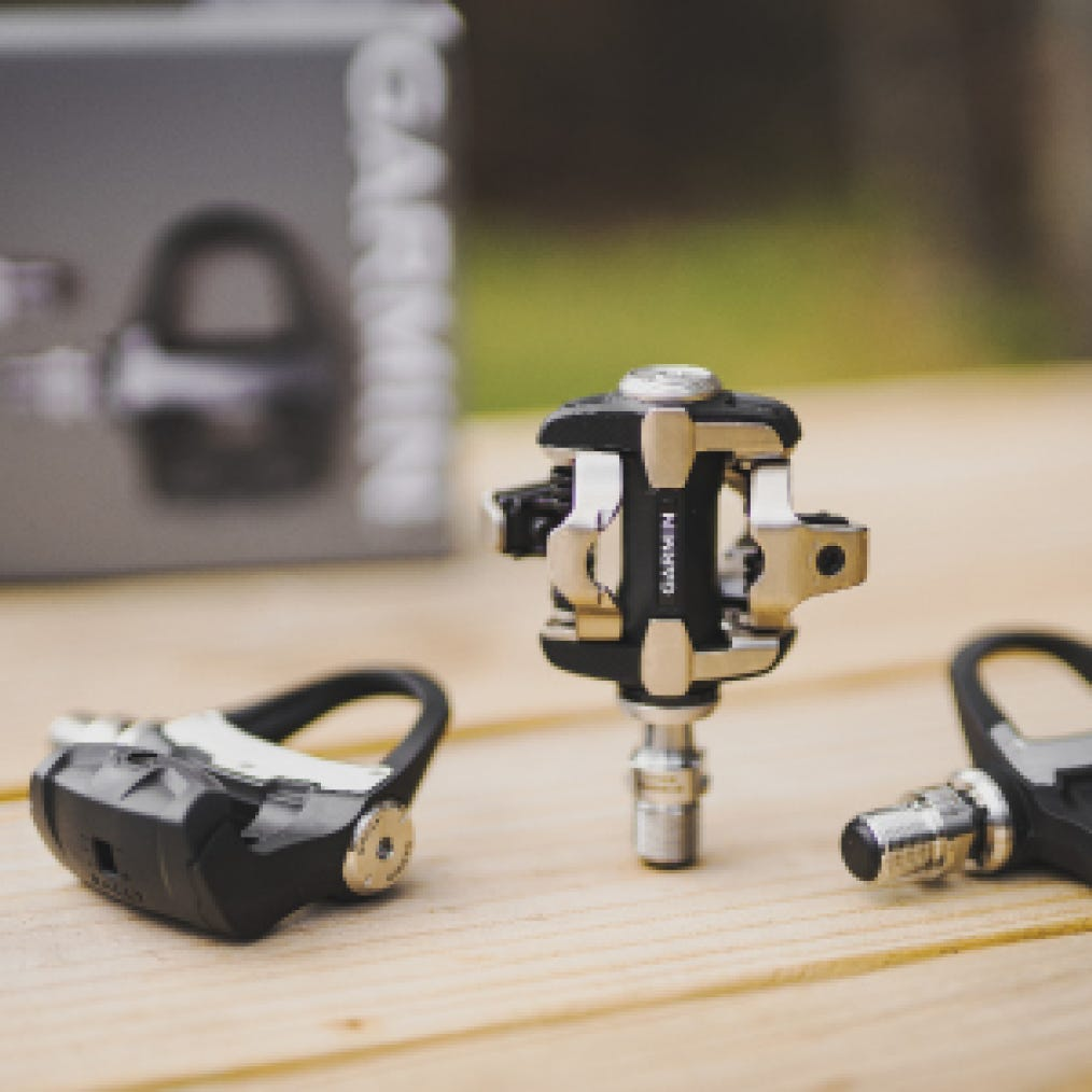 Garmin Rally Power Meter pedals - A Comprehensive Overview