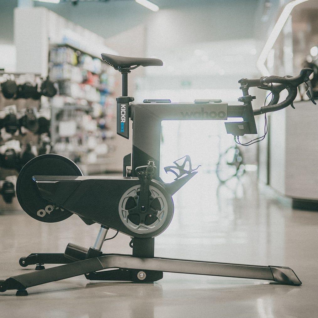 Vélos d'entraînement : un survol