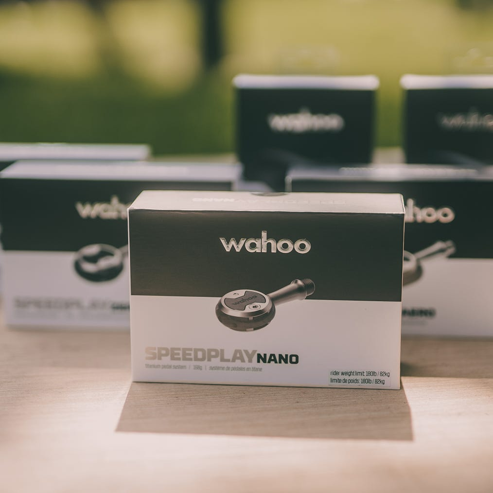 2021 Wahoo Speedplay Pedals lineup overview
