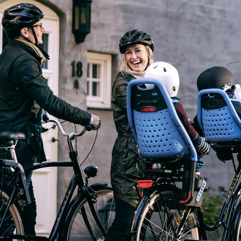 Sièges de vélo pour enfants
