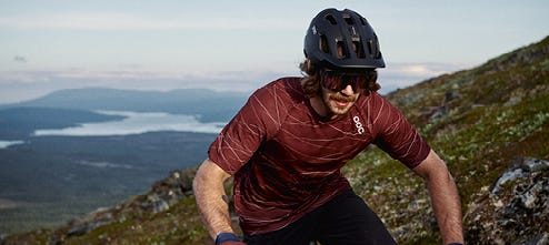 Cycling apparel for men