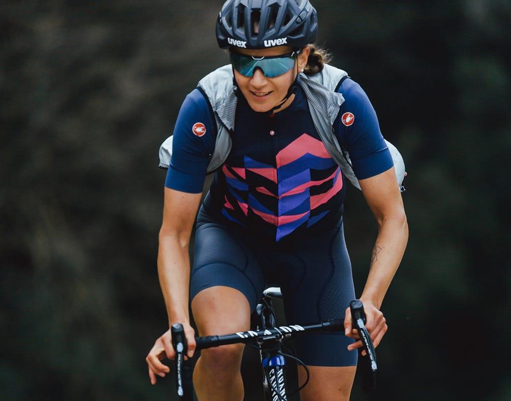 Vêtements de vélo Castelli pour femmes