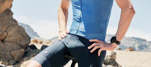 Vêtements de vélo pour hommes en solde