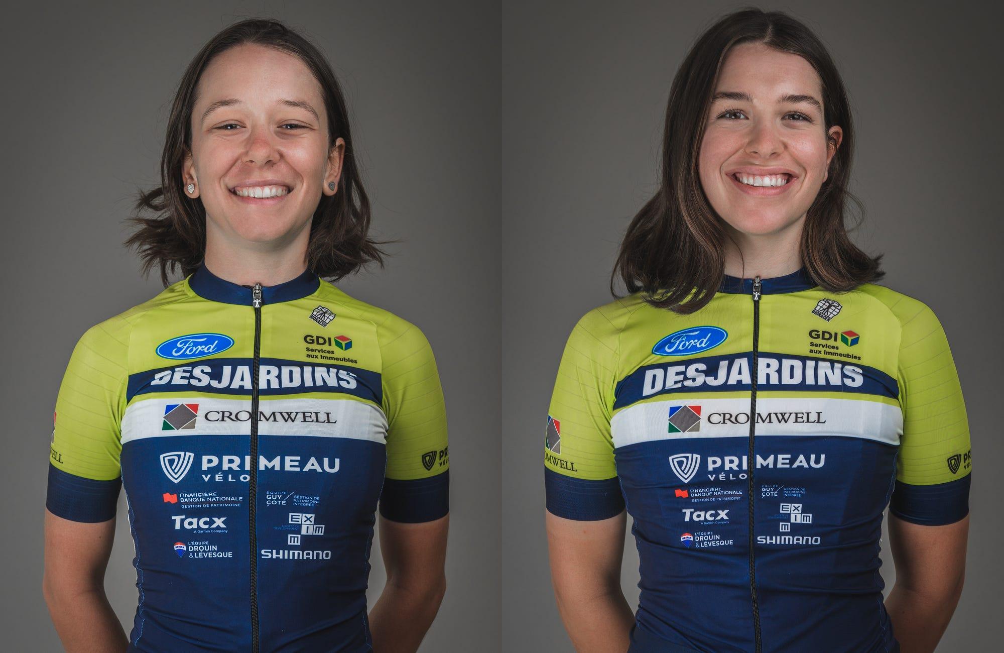 2019 - Camille Primeau aux Championnats du monde de cyclisme
